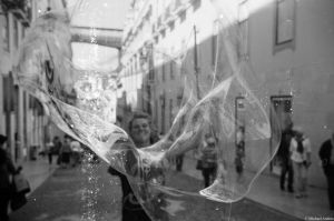 Lisboa - Black and White - make your own ... by Picture-Bandit
