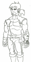 Ben 10.000 Reverse Zone - sketch by WindMarine