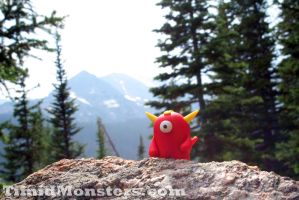 Timid Monsters in the Wild - 9 by TimidMonsters