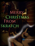 Skratch is waiting for Santa by Sutefu-Kasaichi