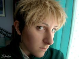 Jean Kirschtein Cosplay by DarkMuse112