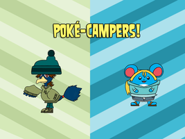 Poke-Campers by ToonYoungster