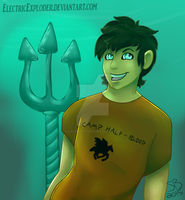 Percy Jackson by ElectricExploder