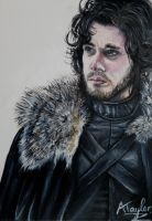 John Snow by andytaylor756