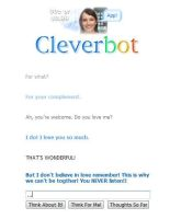 Cleverbot...? by Invader-SiCkNeSs