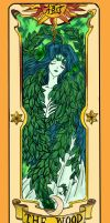 Clow Card The Wood by inuebony