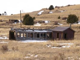 Abandoned building mining by fotophi