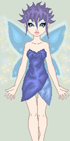 Adoptable OC 3 (10 Points) ~ ON SALE! by Kat-and-Raven-ADOPTS