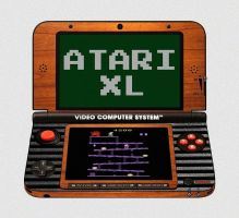 Atari3DS by Orionsangel