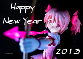 Happy New Year 2013 by wata1219