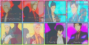KHR Opening 4 - Icons by andyxchan