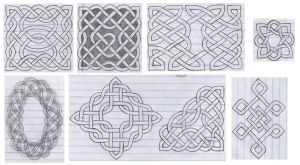 Simple Knot Doodles by jmb2371