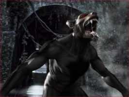 Wolfman by vicster56