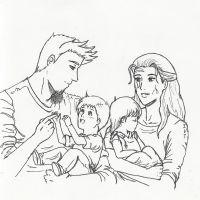 Mikania,Alistair_Family by MikaniaC