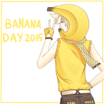Banana Day 2015 by renissho