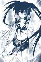 BRS sketch by Toriichi