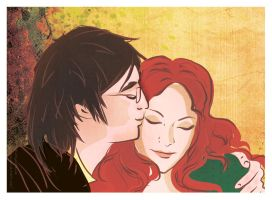 Just love you by LilyRedHaired