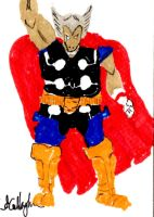 Beta Ray Bill by Anthony-Callaghan