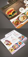 Bestaste Food Product Flyer by Saptarang