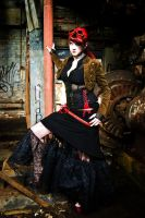 Steampunk Revisited by Kaeldra-1