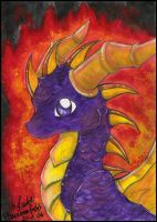 Spyro by Pharaonenfuchs