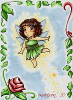 Little fairy by marixon