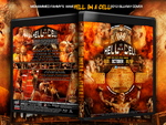 Wwe Hell In a Cell 2012 Blu-Ray Cover by Mohamed-Fahmy