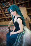 In the Library by x-Lady-Euphoria-x