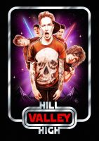 Hill Valley High - Star Wars style by kitster29