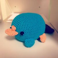 Perry the platypus by PandaDoni