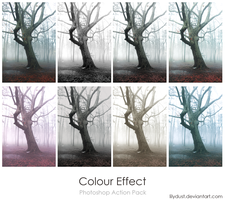 Colour Effect ATN by lilydust