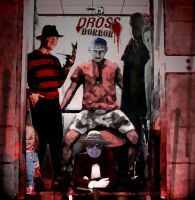 Style drossgnam and horror by luisdsa