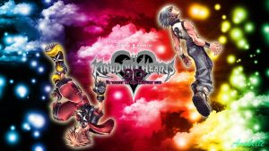 Kingdom Hearts 3d Wallpaper by anabelle12