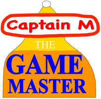 Captain M the Game Master by adamRY