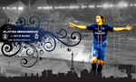 Zlatan Ibrahimovic - the WhiteShark wallpaper by ibrali