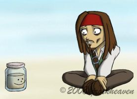 Jar of Dirt -Cast Away- by Jrockheaven