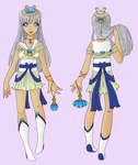 Sailor Pamapani - OSI Design by DragonRhapsody