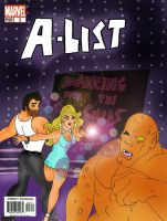 A-list Comic Cover 3 by HighwindDesign