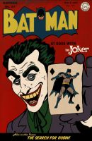 Batman: At Odds with the Joker by JackSkelling10