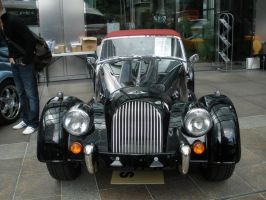 Front view - Morgan - Red by abolatinge