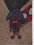 spidey swings again by theDOC30427