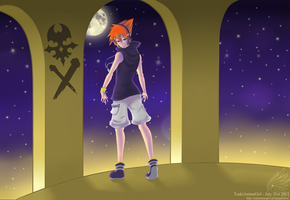 Kingdom Hearts - Dream Drop Distance by TsukiAnimeGirl