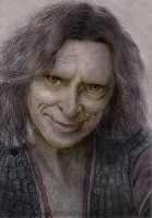 Robert Carlyle/Rumpelstiltskin by vegetanivel2