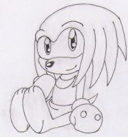 bebe knuckles by angel-de-la-verdad