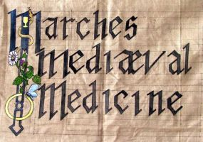 Marches Mediaeval Medicine by Pylo