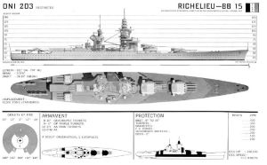 Technical Drawings: FN Richelieu by bwan69