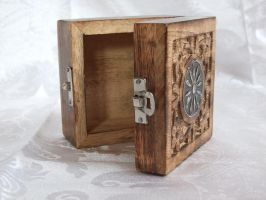 Silver Chest 1 by sacral-stock