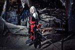 Sephiroth. Desruction. by TaisiaFlyagina