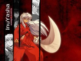 InuYasha by Moniquiu