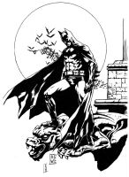 The Bat (Admira-Wijaya Inks) by SupermanOfToday